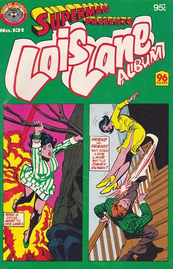 Superman Presents Lois Lane Album
