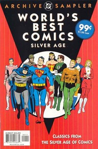 World's Best Comics: Silver Age Sampler (DC, 2004 series)  — Untitled
