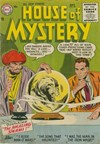House of Mystery (DC, 1951 series) #50 (May 1956)