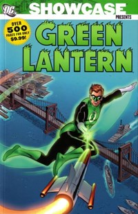 Showcase Presents Green Lantern (DC, 2005 series) #1 — No title recorded