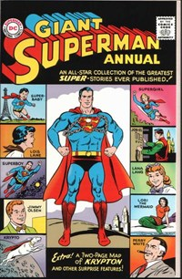 Giant Superman Annual #1 Replica Edition (DC, 1998 series) #[nn] — Untitled