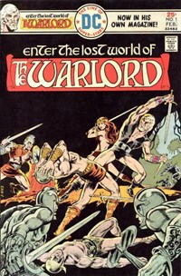 The Warlord (DC, 1976 series) #1 — Untitled
