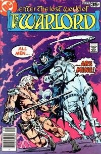 The Warlord (DC, 1976 series) #14 (August-September 1978)
