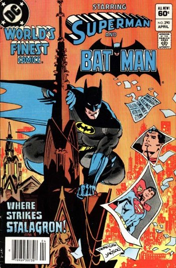 World's Finest Comics (DC, 1941 series) #290 (April 1983)