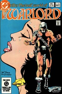 The Warlord (DC, 1976 series) #73 — Untitled (Cover)