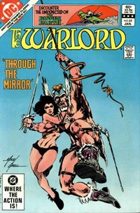 The Warlord (DC, 1976 series) #65 (January 1983)