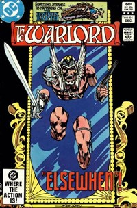 The Warlord (DC, 1976 series) #64 (December 1982)