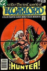 The Warlord (DC, 1976 series) #13 (June-July 1978)