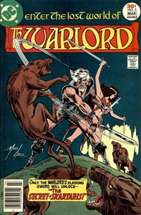 The Warlord (DC, 1976 series) #5 (February-March 1977)