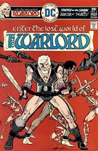 The Warlord (DC, 1976 series) #2 (March-April 1976)