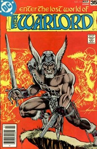 The Warlord (DC, 1976 series) #11 (February-March 1978)