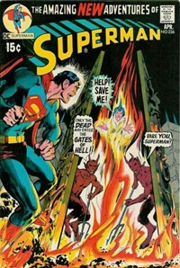 Superman (DC, 1939 series) #236 — Untitled