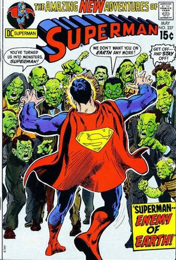 Superman (DC, 1939 series) #237 (May 1971)