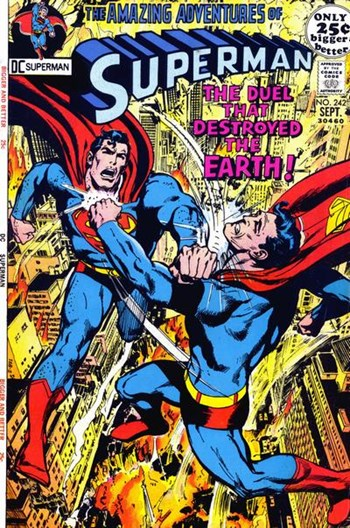 Superman (DC, 1939 series) #242 (September 1971)