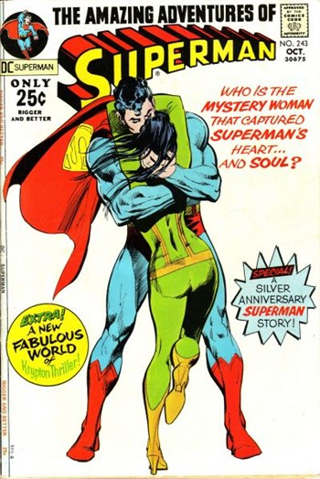 Superman (DC, 1939 series) #243 (October 1971)