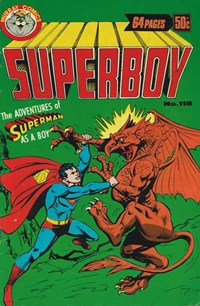 Superboy (Murray, 1980 series) #118 — Untitled