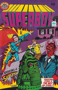 Superboy (Murray, 1980 series) #122 — Untitled