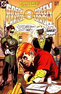 Green Lantern/Green Arrow (DC, 1983 series) #5 — No title recorded