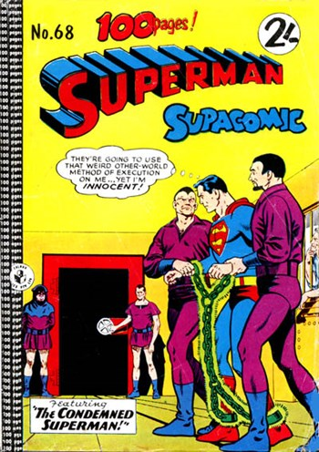 The Condemned Superman!