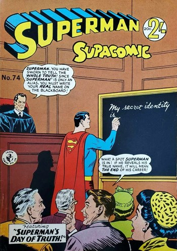 Superman's Day of Truth