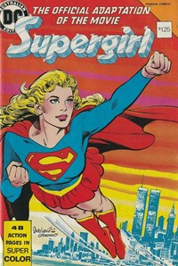 Supergirl the Official Adaptation of the Movie (Federal, 1984?)