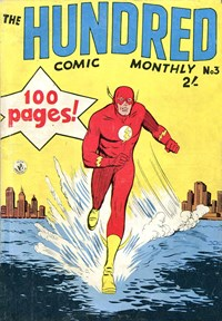 The Hundred Comic Monthly (Colour Comics, 1956 series) #3 — Untitled (Cover)