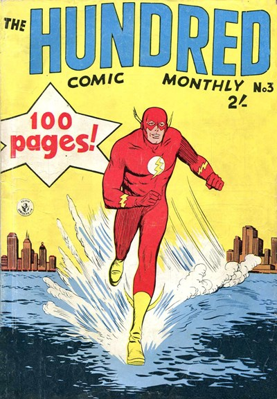 The Hundred Comic Monthly (Colour Comics, 1956 series) #3 ([December 1956?])