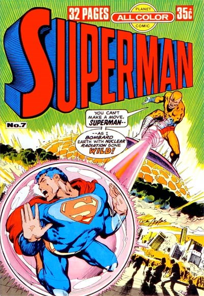 Superman (KG Murray, 1977 series) #7 ([June 1978?])