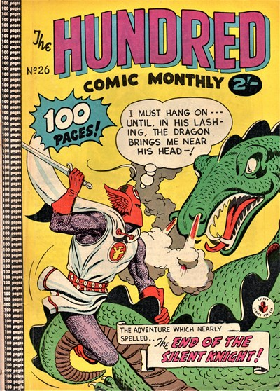 The Hundred Comic Monthly (Colour Comics, 1956 series) #26 ([November 1958?])
