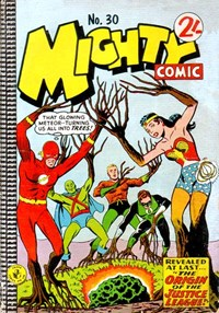 Mighty Comic (Colour Comics, 1960 series) #30 ([July 1962?])