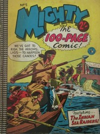 Mighty The 100-Page Comic! (Colour Comics, 1957 series) #5 ([May 1958?])