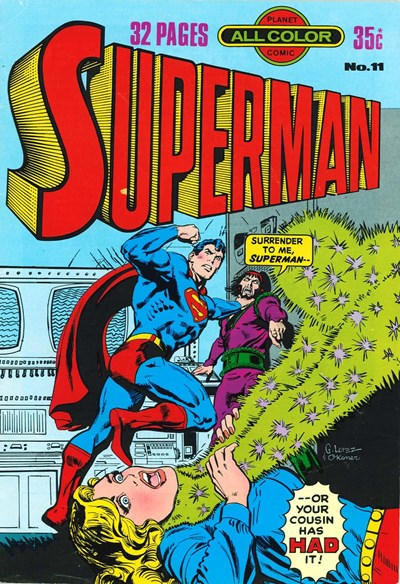 Superman (Murray, 1978 series) #11 ([April 1979?])
