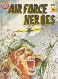 Untitled [The Price of Death], Page 1—Air Force Heroes (Murray, 1981 series)  (September 1981)
