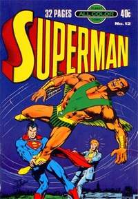 Superman (Murray, 1978 series) #12 ([July 1979?])