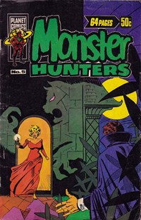 Monster Hunters (Murray, 1978 series) #5 — Untitled
