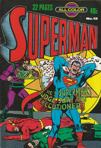 Superman (Murray, 1978 series) #13 ([September 1979?])
