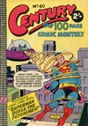 Century the 100 Page Comic Monthly (Colour Comics, 1956 series) #40 ([September 1959?])