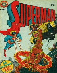 Superman (Murray, 1978 series) #17 — No title recorded