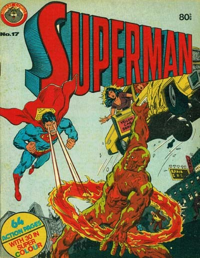 Superman (Murray, 1978 series) #17 ([June 1980])