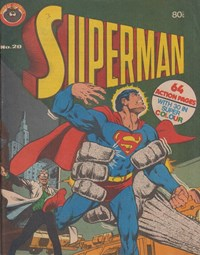 Superman (Murray, 1978 series) #20 — No title recorded