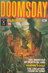 Doomsday Album (Murray, 1977 series) #10 — Untitled (Cover)