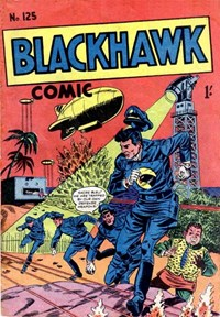 Blackhawk Comic (Youngs, 1948 series) #125