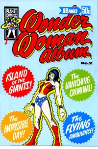 Wonder Woman Album (KG Murray, 1976 series) #2 ([January 1977?])