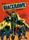 Blackhawk Comic (Youngs, 1948 series) #9 ([August 1949?])