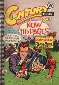 Century Plus Comic (Color Comics, 1960 series) #50 ([July 1960])