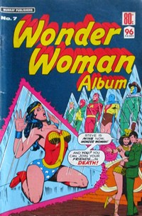 Wonder Woman Album (Murray, 1978? series) #7 ([August 1979?])