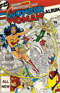 Wonder Woman Album (Federal, 1983? series)  ([1983?])