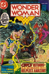 Wonder Woman (Federal, 1983 series) #7 ([August 1985?])