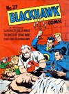 Blackhawk Comic (Youngs, 1948 series) #27 ([February 1951?])