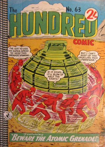 The Hundred Comic (Colour Comics, 1961 series) #63 ([December 1961?])